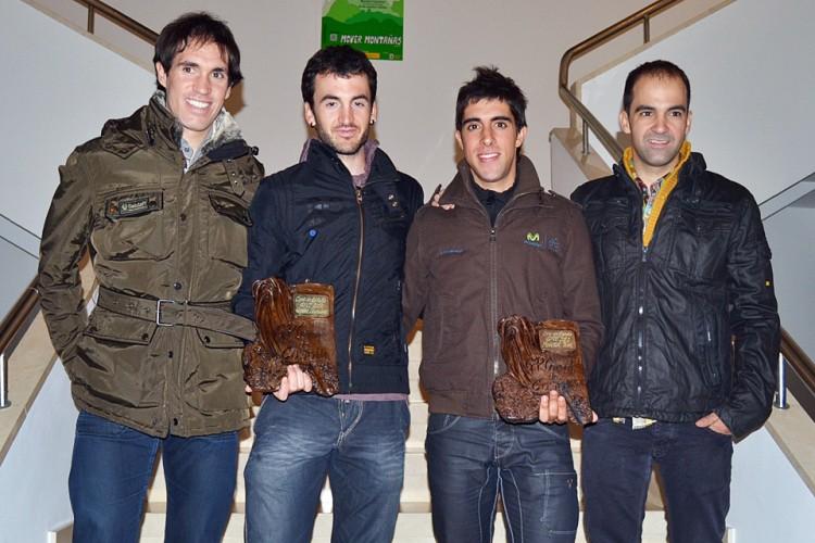 Entrega de premios Copa España