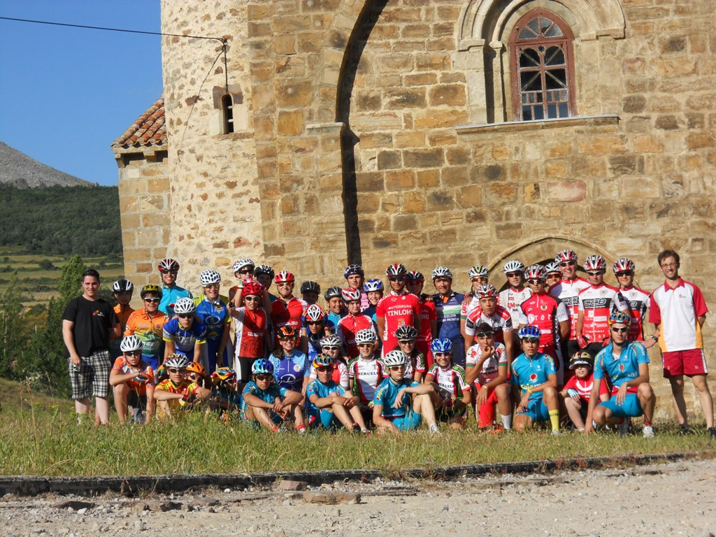 El primer Campus de Verano de ciclismo regional concluye con un rotundo éxito