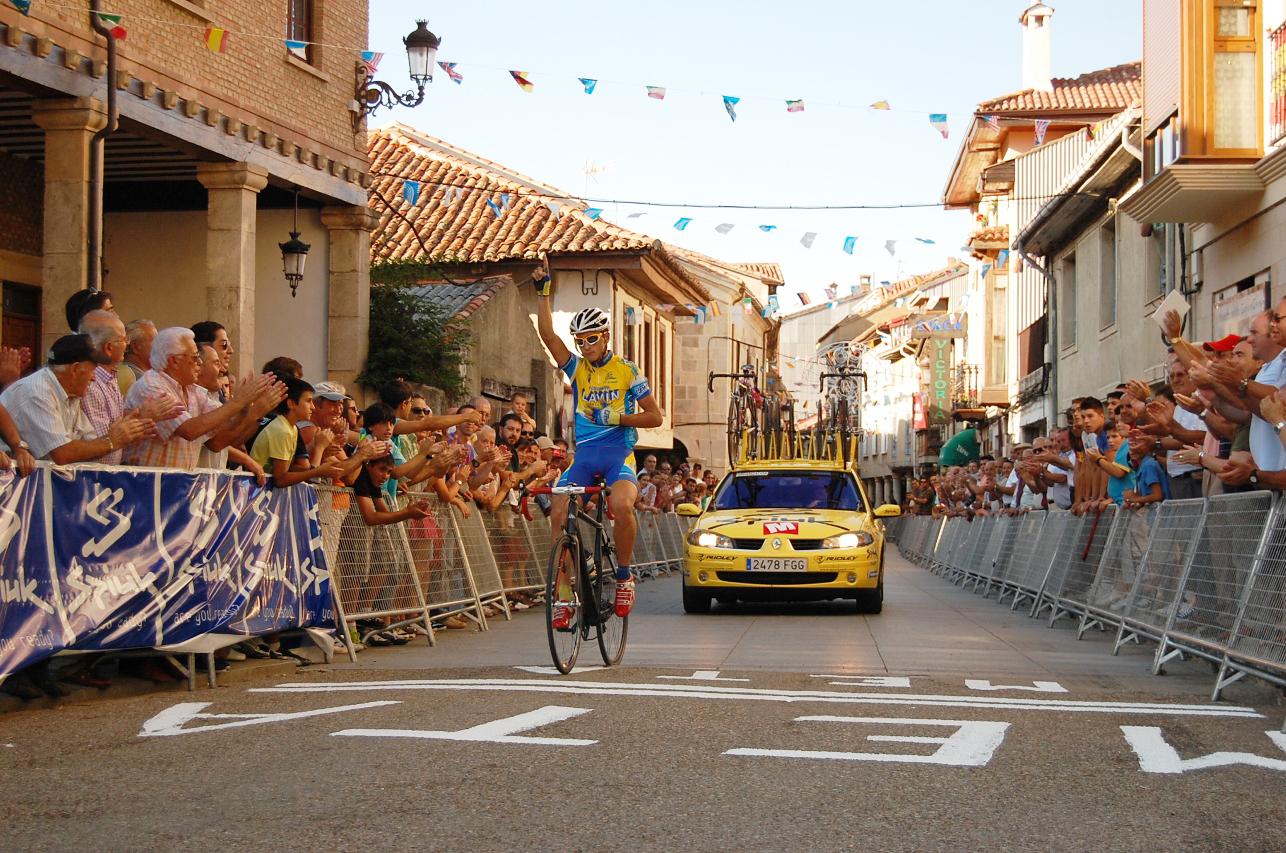La anual 'fiesta del ciclismo' llega a Cervera este jueves