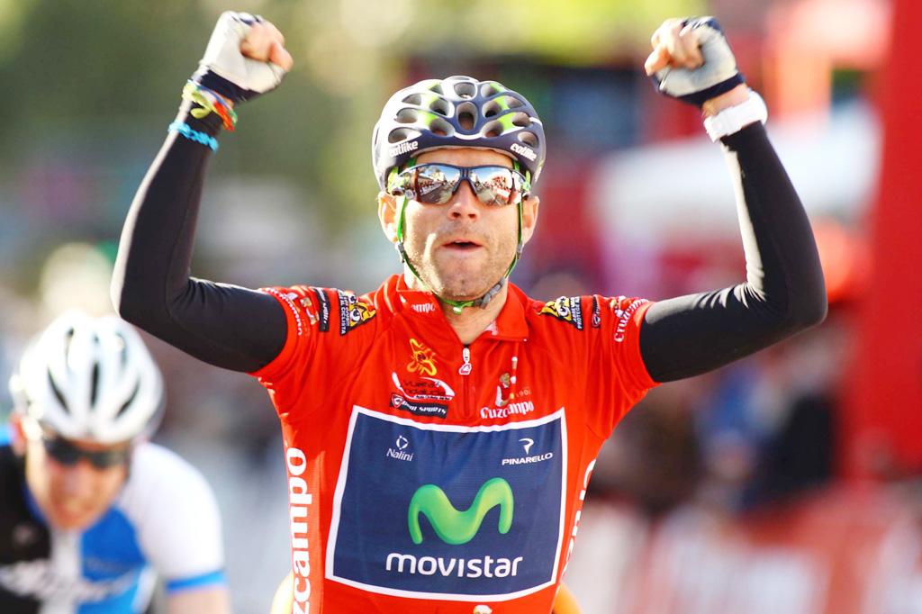 Alejandro Valverde parte como gran favorito en una Vuelta a Murcia en la que defiende su liderato