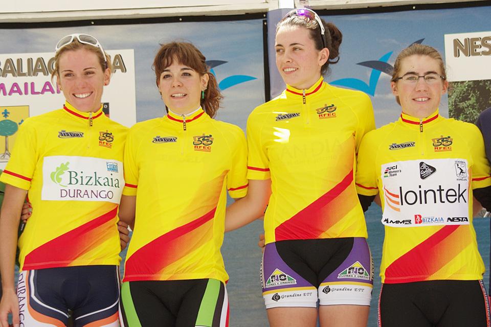 La Clásica de la Montaña Palentina cita mañana a la élite del ciclismo femenino nacional
