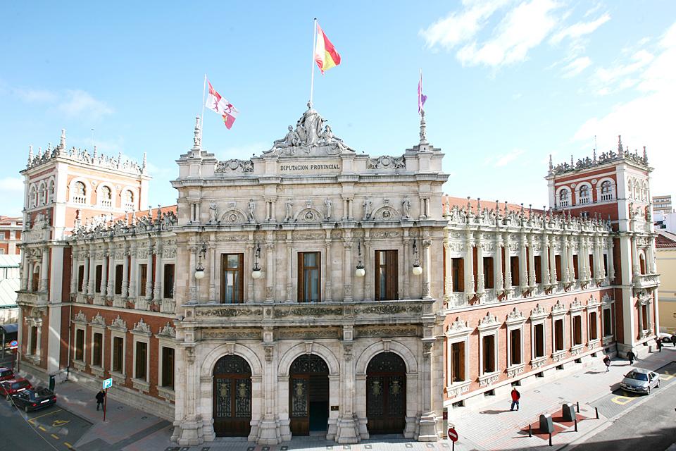 Presentación mañana de la Clásica de la Montaña Palentina de féminas en la Diputación provincial