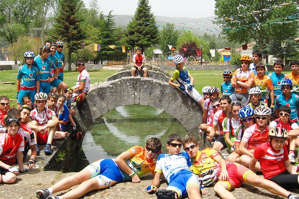 Comienza la cuenta atrás para el inicio del segundo Campus de Ciclismo Escolar