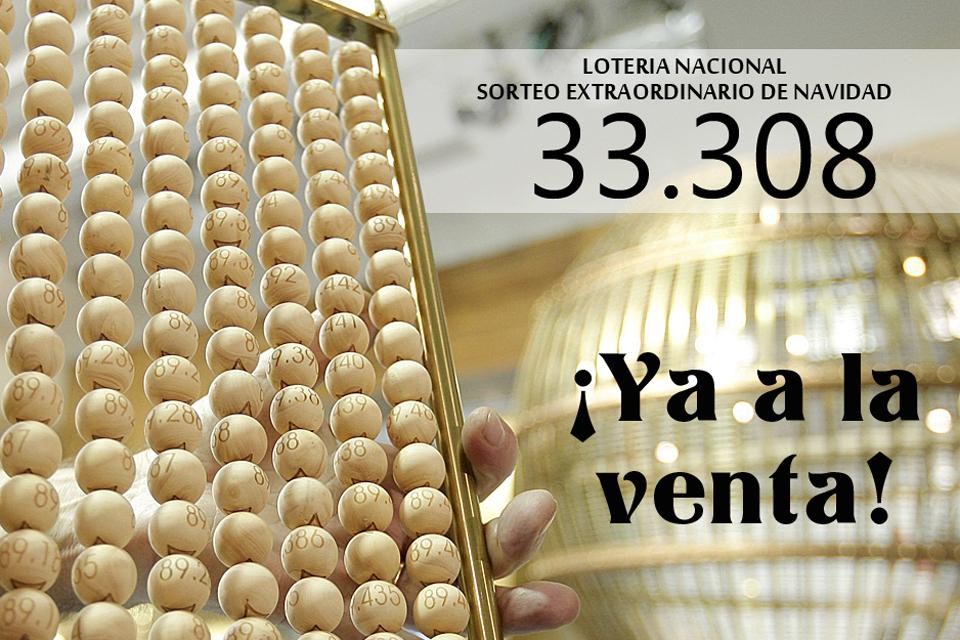 Ya se encuentran a la venta las participaciones del número del Club de la Lotería de Navidad