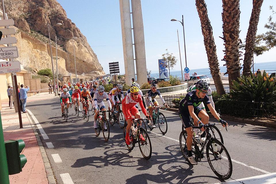 Vuelta a Murcia y Clásica de Almería, doble cita con la Copa de España este fin de semana