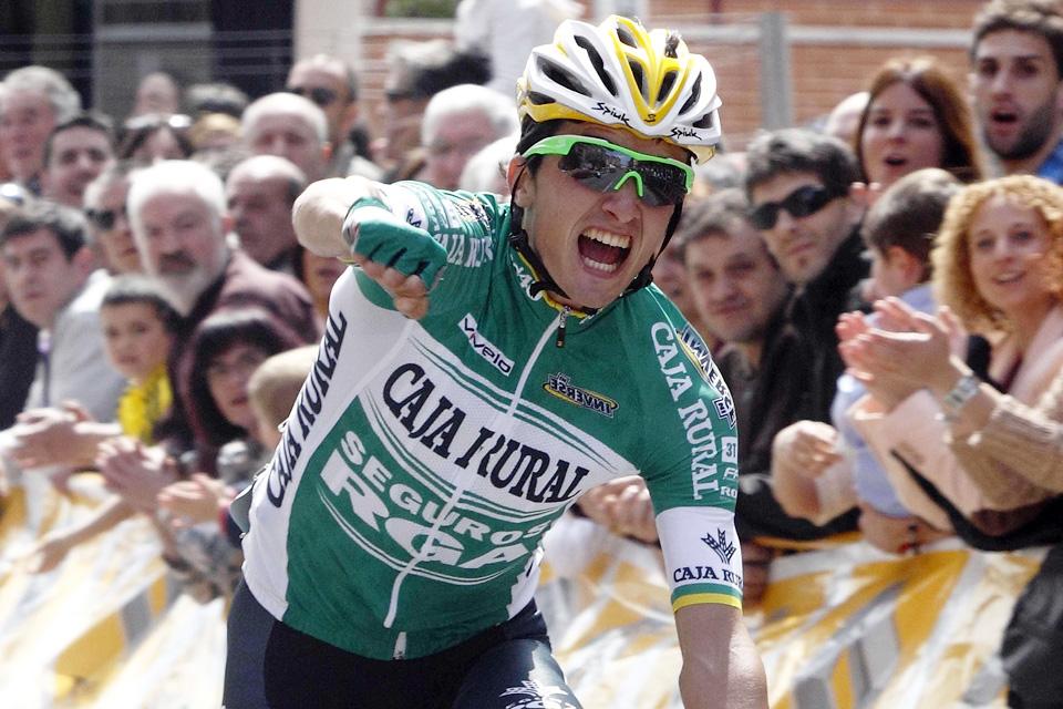 Peio Bilbao sorprende y se impone contra pronóstico en la Klasika de Amorebieta