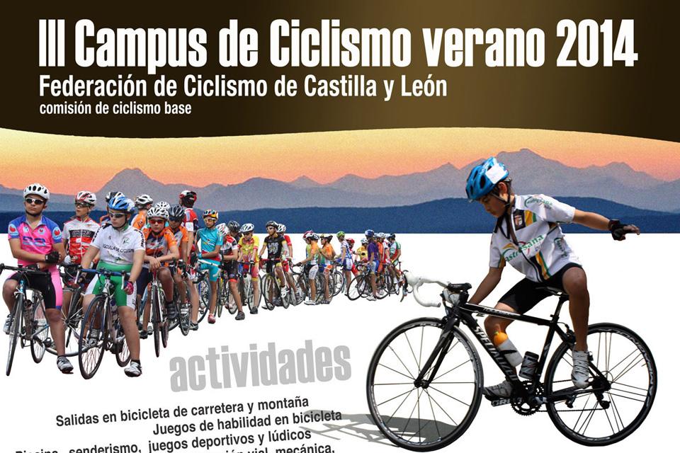 El Campus de ciclismo de la Federación ya tiene confirmada su tradicional cita con Cervera