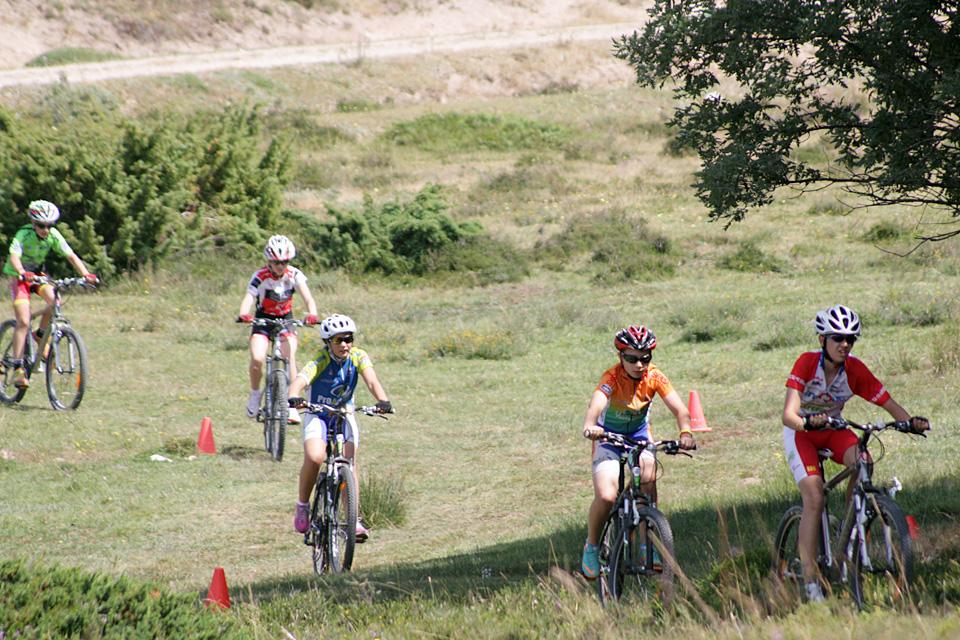 El Aula Didáctica de la bicicleta concluye este miércoles con una ruta de montaña