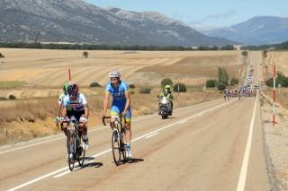 Fuga inicial, camino de Castrejón de la Peña. Foto: Wifredo Román