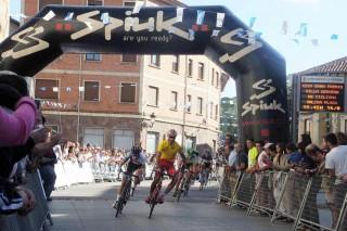 El balear Jaume Moreda (Castillo de Onda) se impuso al sprint en la pasada edición y se coronó en Cervera como vencedor de la Copa de España júnior Cofidis.