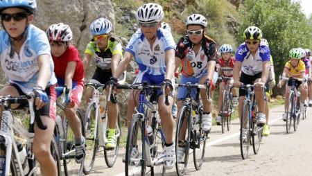 Este lunes arranca la cuarta edición de nuestro Campus Nacional de Ciclismo base