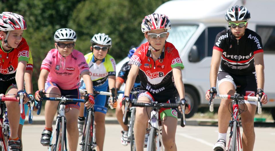El Campus nacional de ciclismo base acogió en Cervera a 150 jóvenes procedentes de diferentes puntos del país.