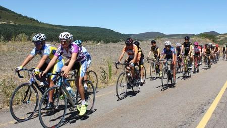 Exitosa acogida del quinto Campus nacional de Ciclismo base
